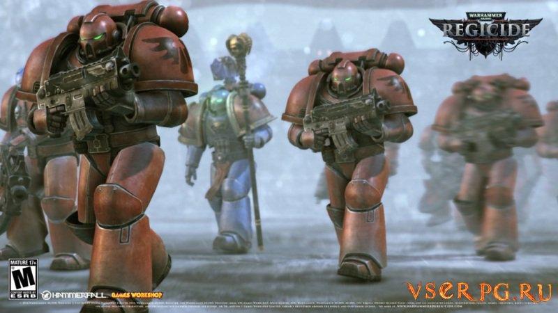 Warhammer 40 000 Regicide screen 3