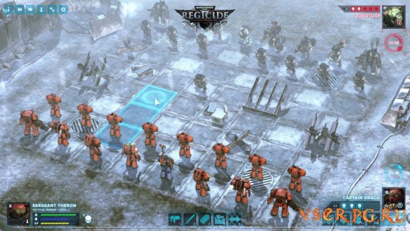 Warhammer 40 000 Regicide screen 1