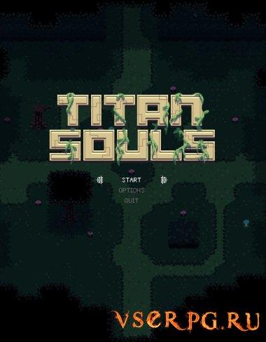 Постер игры Titan Souls