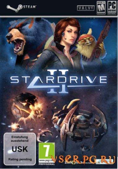Постер игры StarDrive 2