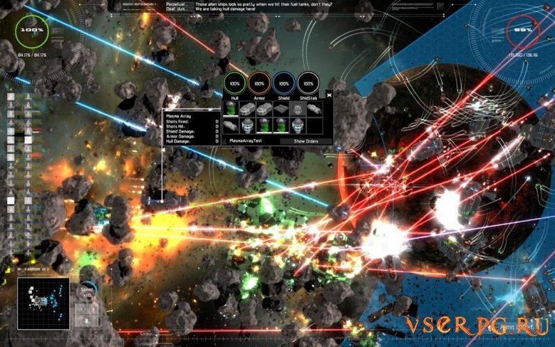 Gratuitous Space Battles 2 screen 3