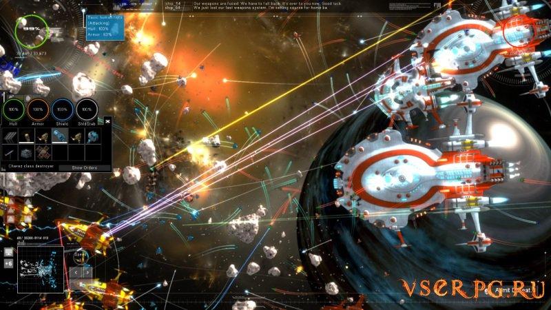 Gratuitous Space Battles 2 screen 1