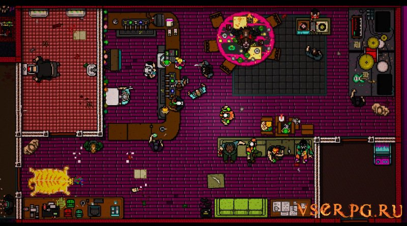 Hotline Miami 2: Wrong Number screen 2