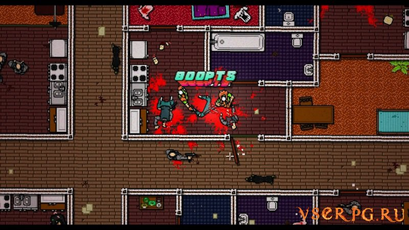 Hotline Miami 2: Wrong Number screen 1