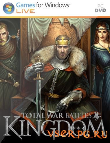 Постер игры Total War Battles KINGDOM