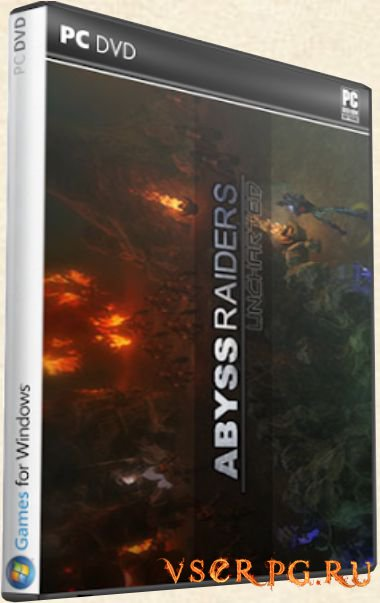 Постер игры Abyss Raiders Uncharted