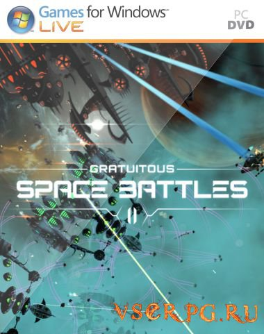 Постер игры Gratuitous Space Battles 2