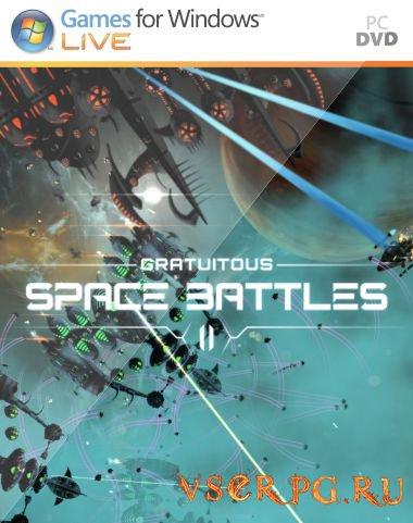 Постер игры Gratuitous Space Battles 2