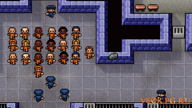 The Escapists screen 1