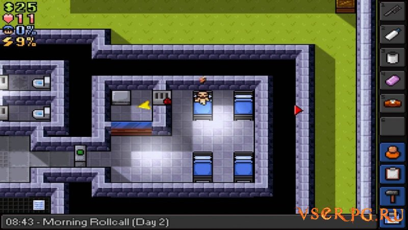 The Escapists screen 2