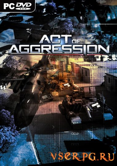 Постер игры Act of Aggression