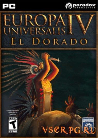 Постер игры Europa Universalis 4: El Dorado