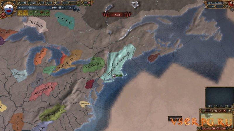 Europa Universalis 4: El Dorado screen 3