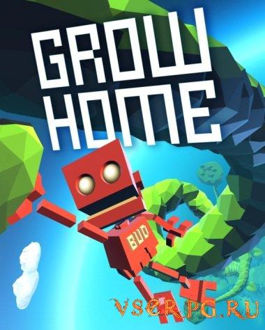 Постер игры Grow Home