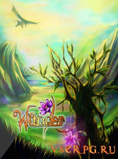 Постер игры Wander