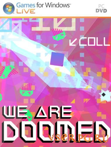 Постер игры We Are Doomed