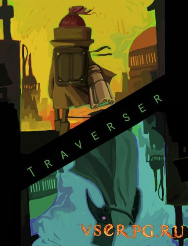 Постер игры Traverser