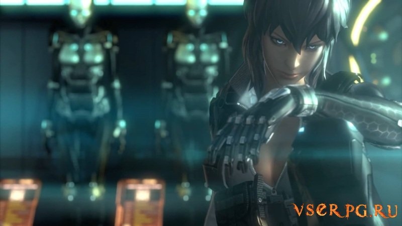 Ghost in the Shell Online screen 3