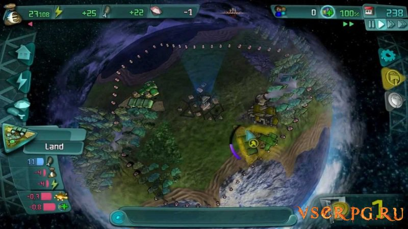 Imagine Earth screen 1