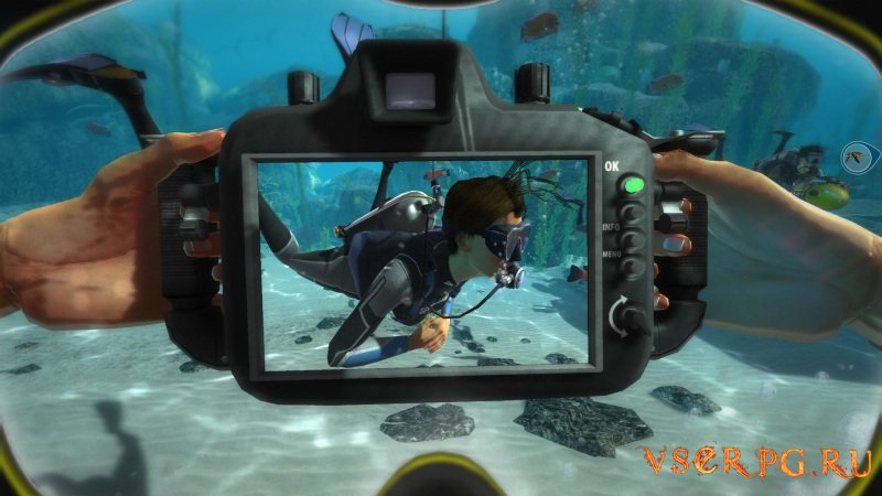 World of Diving screen 1