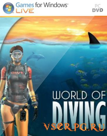 Постер игры World of Diving
