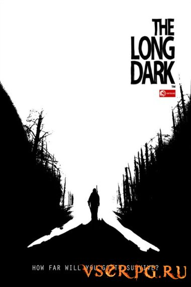 Постер игры The Long Dark