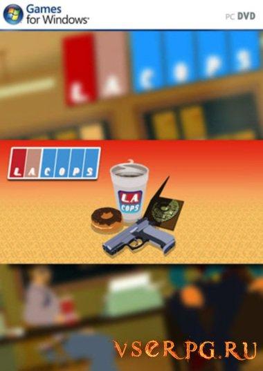 Постер игры LA Cops