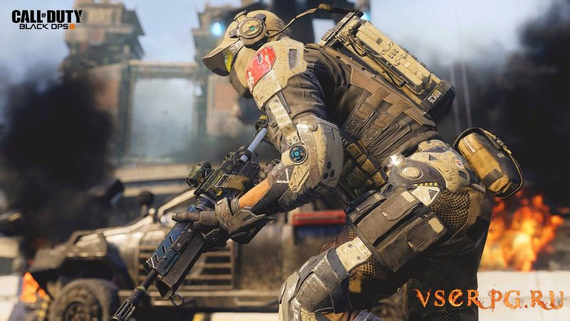 Call of Duty: Black Ops 3 PC screen 2