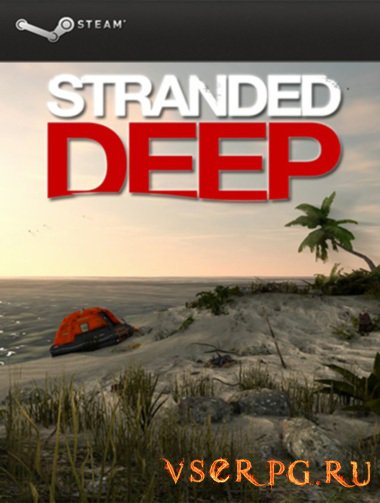 Постер игры Stranded Deep