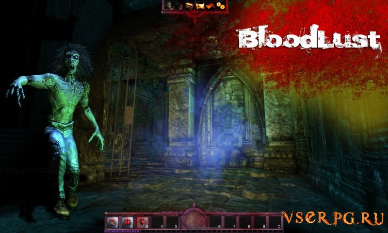 BloodLust Shadowhunter screen 1