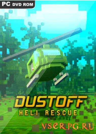 Постер игры Dustoff Heli Rescue