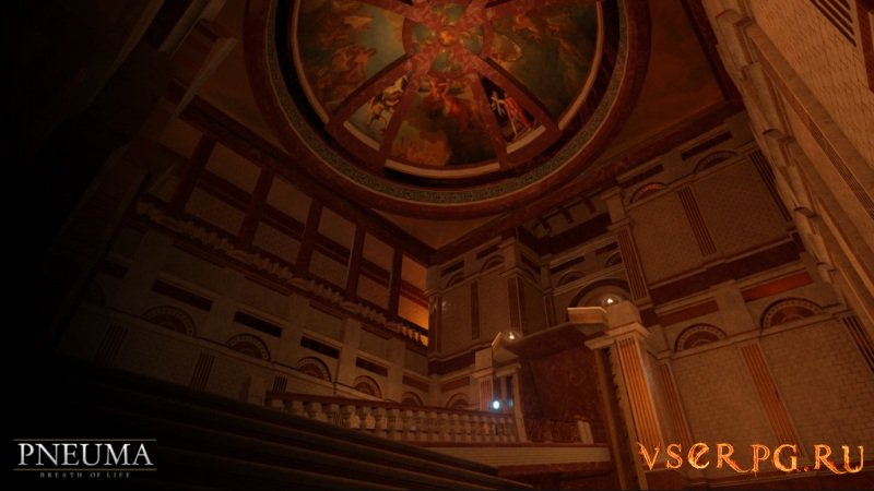 Pneuma Breath of Life screen 1