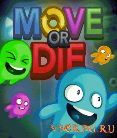 Постер игры Move or Die