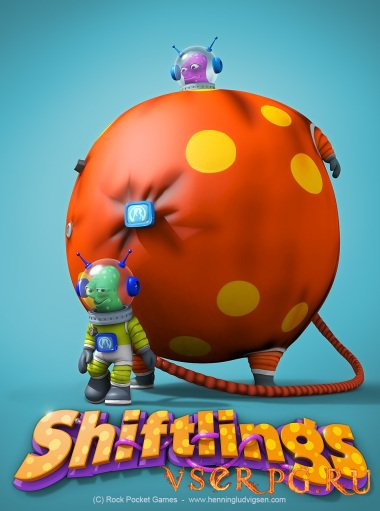 Постер игры Shiftlings