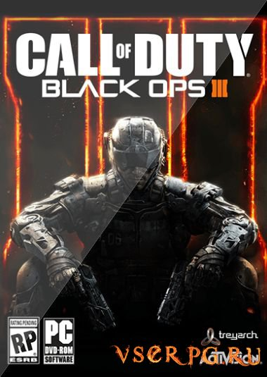Постер игры Call of Duty: Black Ops 3 PC
