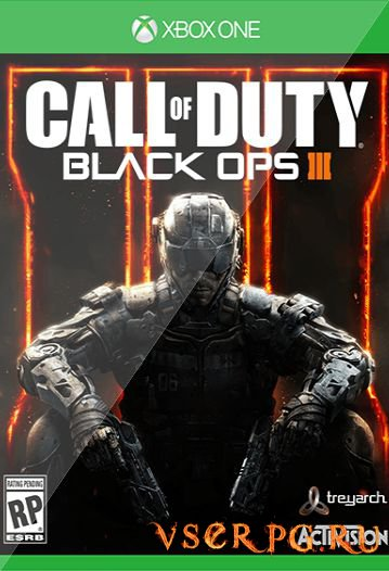 Постер игры Call of Duty Black Ops 3 [Xbox One]