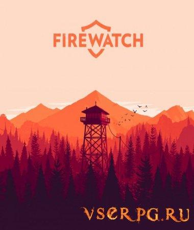 Постер игры Firewatch