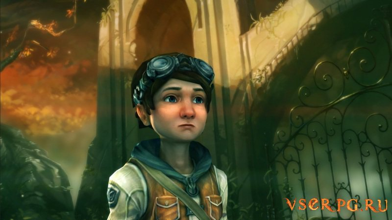 Silence The Whispered World 2 screen 3