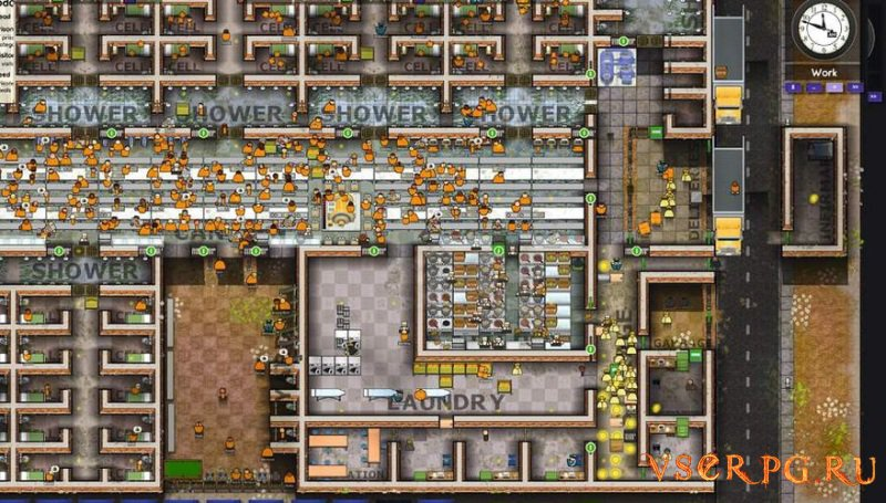 Prison Architect screen 3