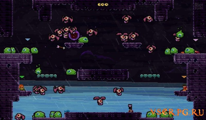 TowerFall Dark World screen 3