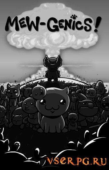 Постер игры Mew-Genics