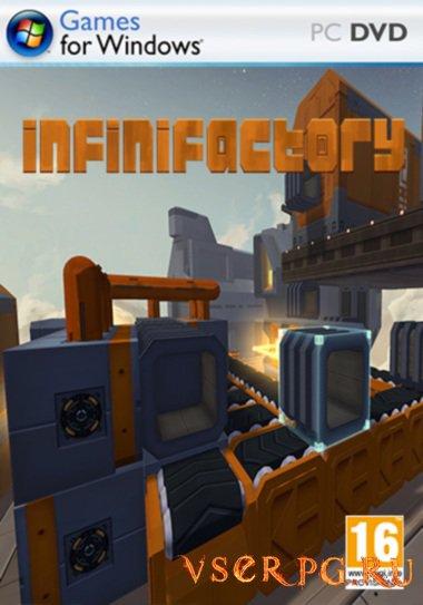 Постер игры Infinifactory