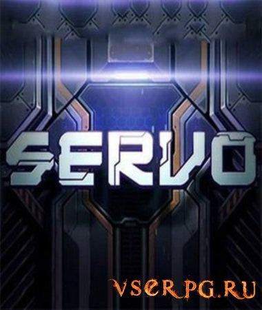 Постер игры Servo
