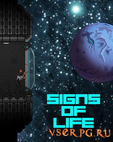 Постер игры Signs of Life