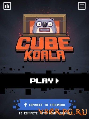 Постер игры Cube Koala