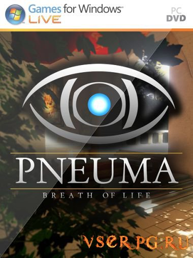 Постер игры Pneuma Breath of Life