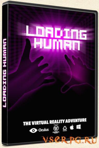 Постер игры Loading Human