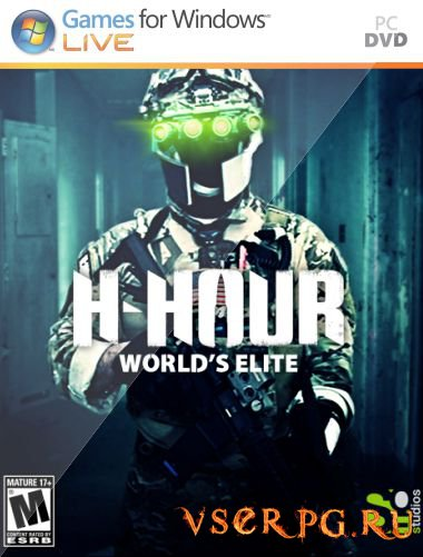 Постер игры H-Hour Worlds Elite