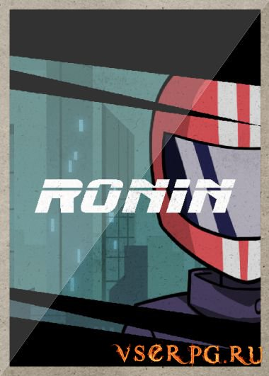 Постер игры RONIN