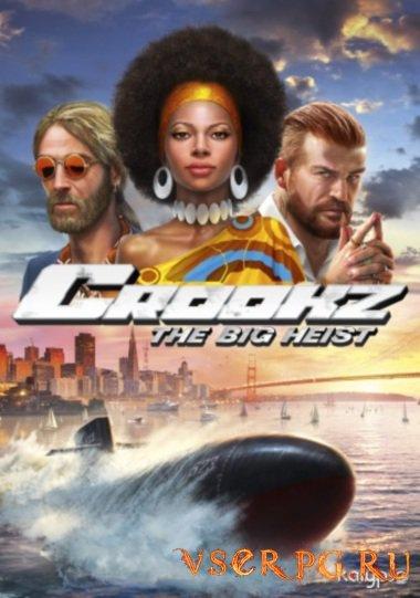 Постер игры Crookz